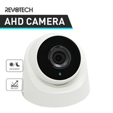 AHD CCTV FHD 720P / 1080P Indoor Camera 3 Array LED 1.0MP / 2.0MP Night Vision Dome Camera Security Cam with IR-Cut(China)