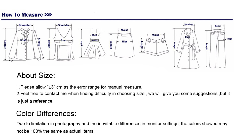 4. how to measure