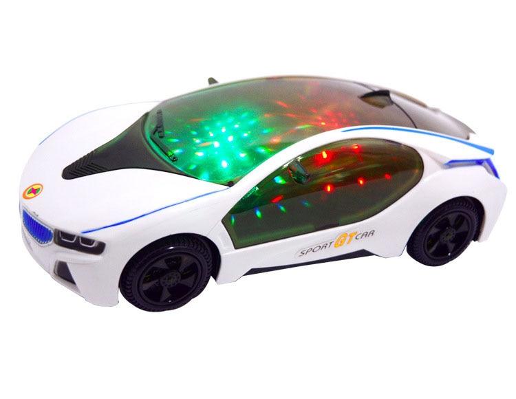 HY-A6 Radio Control Gas Car Gasoline Engine 2ch Remote 1/10 scale 4WD Gasoline racing Car