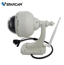 Vstarcam C7833WIP waterproof PTZ  P2P WIFI ip outdoor camera wireless Dome network Camera H.264 lens 3.6mm Support 64G TF Cards