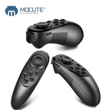 Mocute Mini handle 3D VR Box Game Controller Wireless remote bluetooth pad joystick selfies shutter smart tv pc