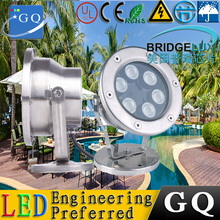 50pcs 18w 15w 12w 9w  6w 3w rgb led underwater light 12v waterproof swimming pool garden fountain pond aquarium decoration lamp