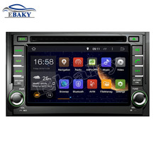 Black 6.2inch 2GB RAM 32GB ROM Octa Core Android 6.0 Car DVD Radio for Dodge H100 Van/ for Wagon 2007-for Hyundai iLOAD 2007 GPS