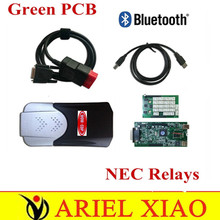 Double blue PCB VD TCS cdp pro plus tcs Bluetooth 2014R3 keygen +2015.3 keygen email activate cars trucks diagnostic tool