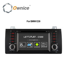 Ownice 4G SIM LTE Android 6.0 Octa Core 32G ROM In Dash Car DVD Player For BMW E39 X5 M5 E38 E53 With Wifi GPS Navi Radio FM(China)