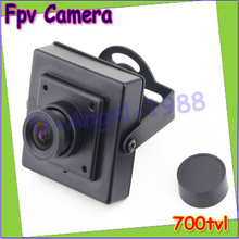 "1pcs Hot Selling 1/3"" 700TVL PAL 3.6mm Mini CCD FPV Camera for RC Quadcopter Drone FPV Photography+free shipping"