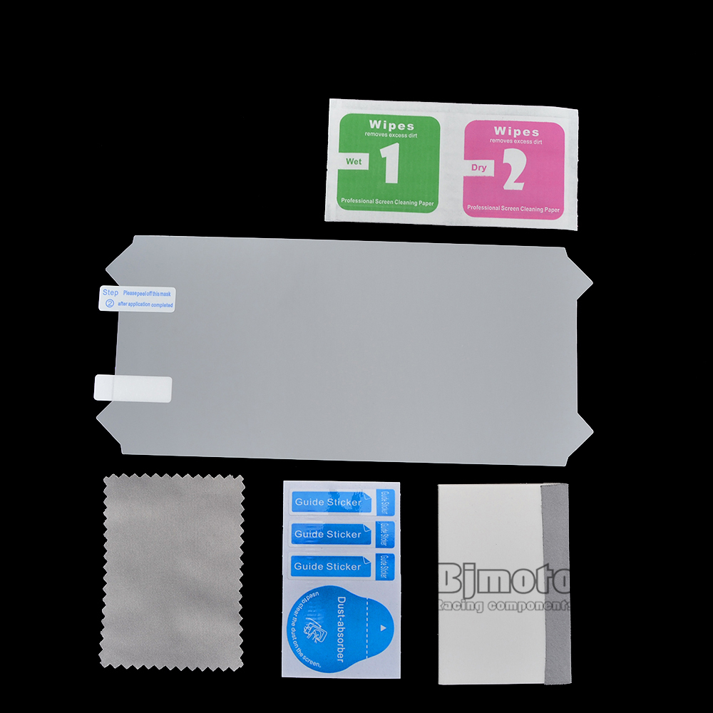 Motorcycle Accessories Dashboard Instrument Speedometer Film Screen Protector Stickers mt09 (1)