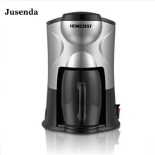 Good quality fashion coffee maker espresso machine 220v Automatic coffee machine ABS plastic Stew/Steam coffee kitchen appliance