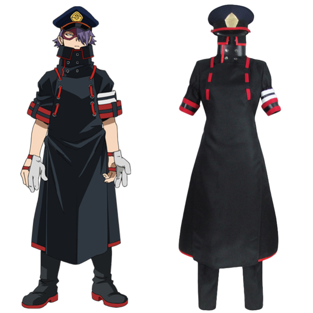 My Hero Academia Boku no Hero Seiji Shishikura Cosplay Costume Uniform Full Suit Halloween Carnival Costume
