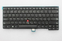 New/Orig for IBM Lenovo Thinkpad T440 T440S T431S T440P T450 T450S T460 L440 Keyboard Teclado Arabic 04Y0867 04Y0829 0C02258