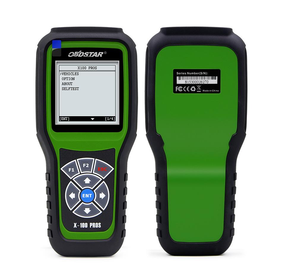 OBDSTAR X100 PROS C+D+E model SK43-K (1)