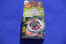 1 piece Beyblade  top gift COUNTER ROCK SCORPIO Escolpio T125JB METAL FUSION Beyblade  BB65