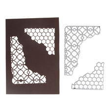 Incomplete Ideal Greeting Cutting Dies Cards Scrapbooking Die 3D DIY Scrapbooking Die Photo Invitation Cards Decoration
