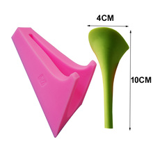 M340 Fondant Cake 3D Silicone Mold Stilleto High Heel Mould Lady Shoe Mold For Wedding Cake Decoration Baking Tool 11*6.5*6CM