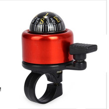 Popular Bike Cycling Sport Handlebar Compass Ring-down Horn Bicycle Bell(China)