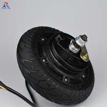 24V 36V 48V 350W 8 Inch Wheel Brushless Toothless Hub Motor E-bike Engine Wheel Motor Scooter Kit(China)