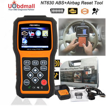 OBD2 Fault Code Reader Check Engine/ ABS /Airbag /SRS Foxwell NT630 Pro Auto Diagnostic Tool Multi Language Update Online