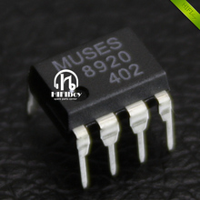 MUSES8920 Free shipping Japan JRC company a fever dual operational amplifier 8920 OP AMP(China)