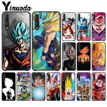 Yinuoda DRAGON BALL Z DBZ Goku ТПУ мягкий черный чехол для телефона Huawei P10 plus 20 pro P20 lite mate9 10 lite honor 10 view10(Китай)