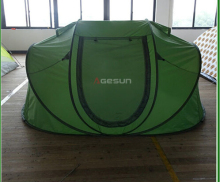 1pc AGESUN 2 Person Dome Tent with Carry Bag & Fittings