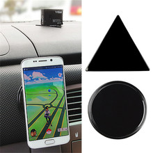 Buy 2pcs Car Use Wall Nano Strong Non-slip Pads Traceless Sucker Wall Holder for $1.45 in AliExpress store