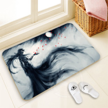 H-P264 Custom Bleach #11 Doormat Home Decor 100% Polyester Pattern Door mat Floor Mat foot pad SQ00722-@H0264(China)