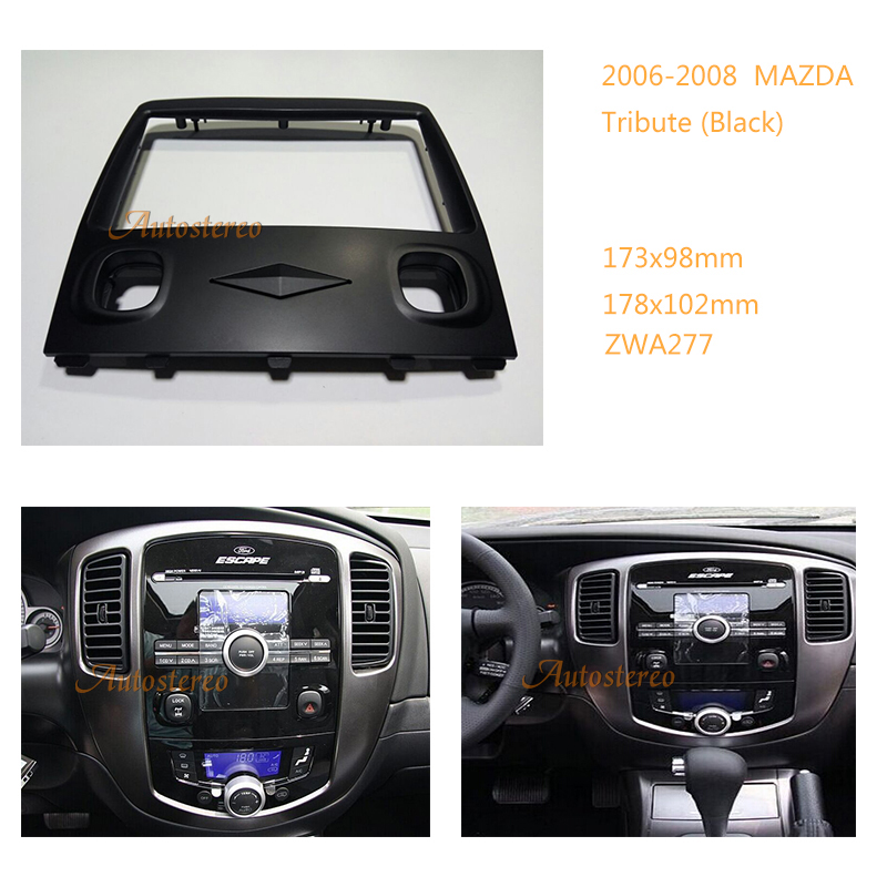 Buy Stereo For Mazda Tribute And Get Free Shipping On Aliexpressrhaliexpress: Mazda Tribute Radio Tour At Gmaili.net