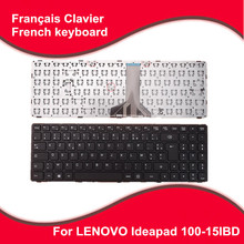 French keyboard For Lenovo Ideapad 100-15ibd 100-15IBD 100-15 IBD laptop Fr Keyboard(China)