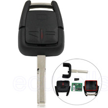 3pcs/lot Remote Key for Vauxhall/Opel 3 Button 433.92Mhz GM:24424728 with ID40 Chip