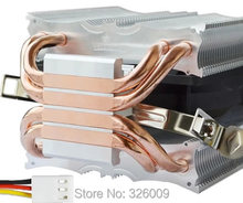 CPU cooler 9cm fan 4 heatpipe for Intel LGA1151 775 1150 for AMD CPU radiator Fan CoolerBoss CAH-409-10