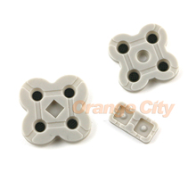 1set rubber conducting conductive conductor button for NDS/DSL/Nintendo/NDSL game console repair replacement