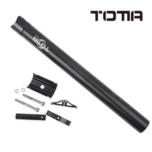 bicycle seatpost alumium alloy road bike mtb seat tube  seatpost 27.2/ 31.6*350mm seat post  bicycle parts
