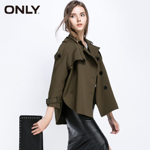 Vero Moda Brand NEW women fashion high quality padded jacket Coat female Cotton coat Casual Outerwear 115322004(China)
