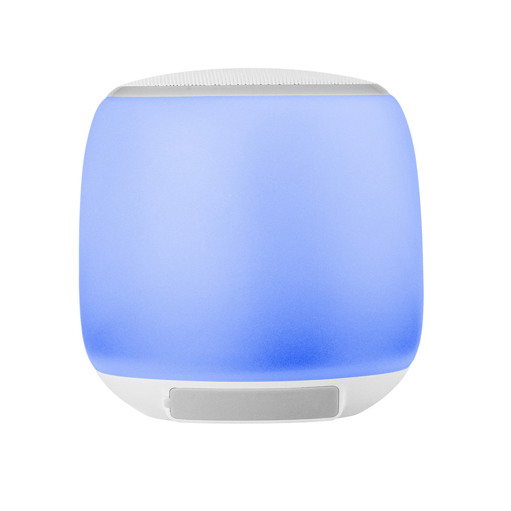 Mini Q7 LED Bluetooth Speakers Wireless Small Music Audio TF USB FM Light Stereo Sound Speaker For Phone APP