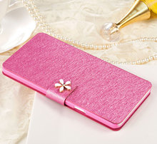 Flip Cloth Skin Leather Case For Apple iPod Touch 6 Fashion Hit Color Full Protective Accessories Cover For Apple iPod Touch 6(China)