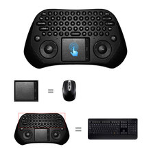GP800 USB 2.4G RF Wireless Touchpad Air Mouse Keyboard Android PC Smart TV Wireless Gaming Keyboard High Quality