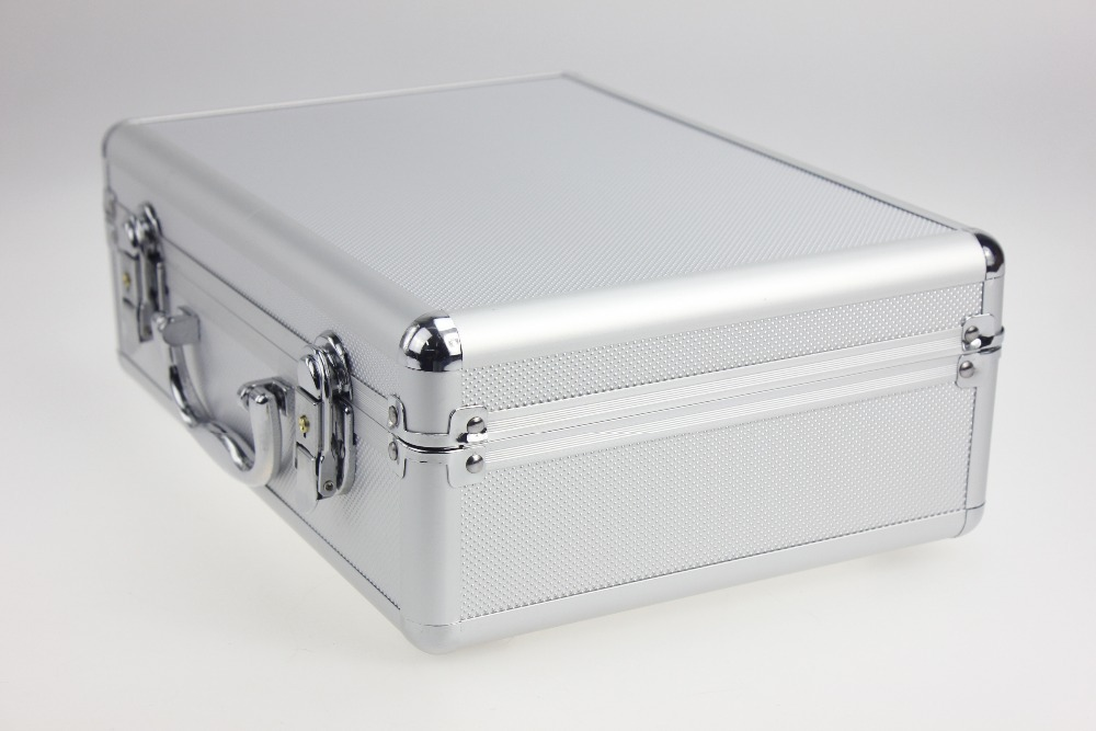 F11783 Carry Case Box Silver for HUBSAN X4 H107L/H107C RC Quadrocopter Aircraft Helicopter<br>
