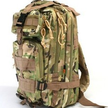 Tactical Level 3 MOLLE Assault Backpack Bag CG-02 CP camouflage SAND CB OD Camo woodland BK Digital ACU Digital woodland