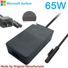 65W 15V 4A AC Charger Adapter 1706 Replacement for Microsoft Surface Pro 3 Pro 4 Power Supply Cable Table PC