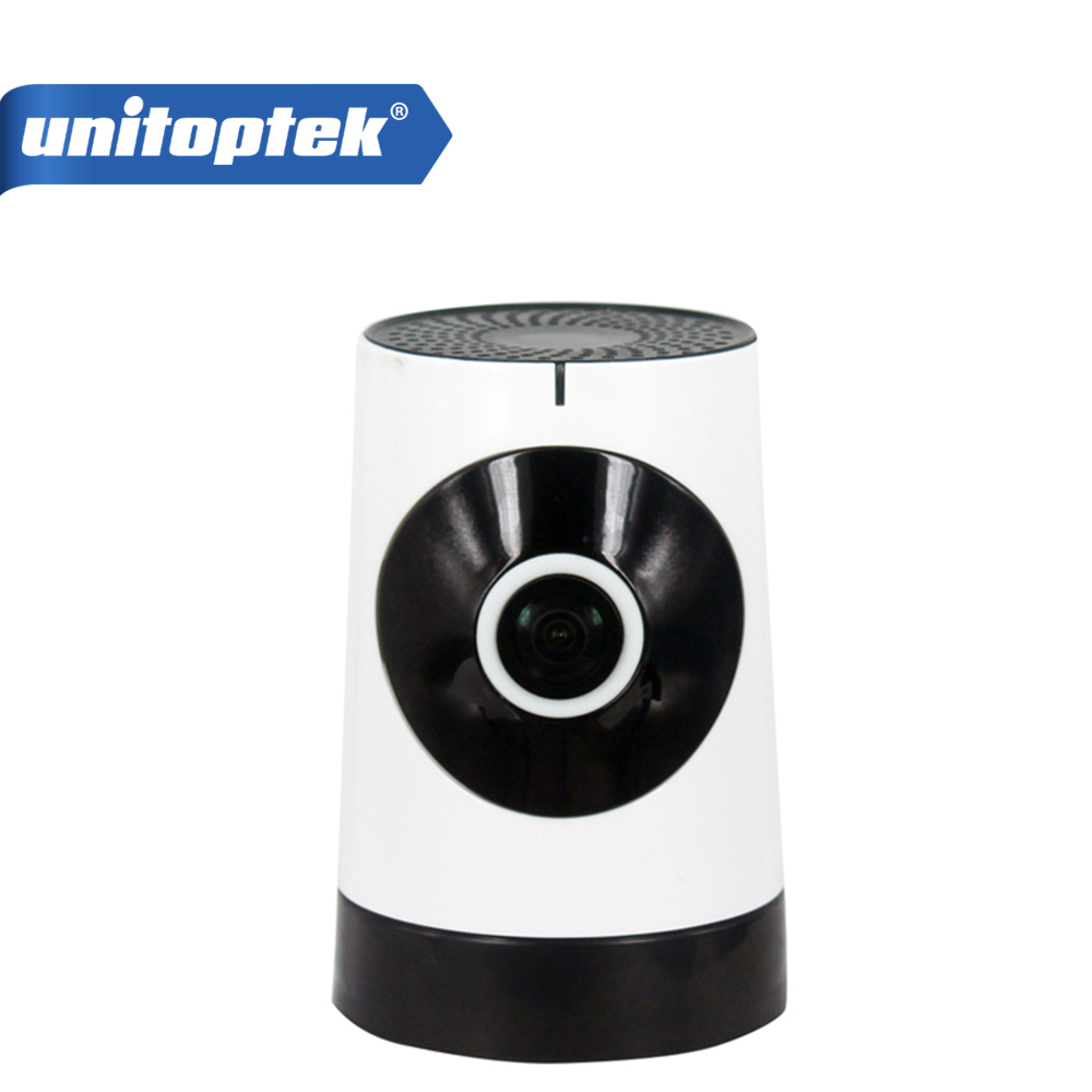 1.0MP Mini 720P Wifi IP Camera Wireless Fisheye Baby Monitor CCTV Smart Camera Security iPhone Android View Panoramic IP Camera<br>