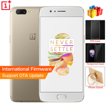 "New Original OnePlus 5  Snapdragon 835  6/8GB 64/128GB Octa Core  5.5"" 20.0MP 3 Camera 4G Mobile Phone Android 7.0  3300mAh"