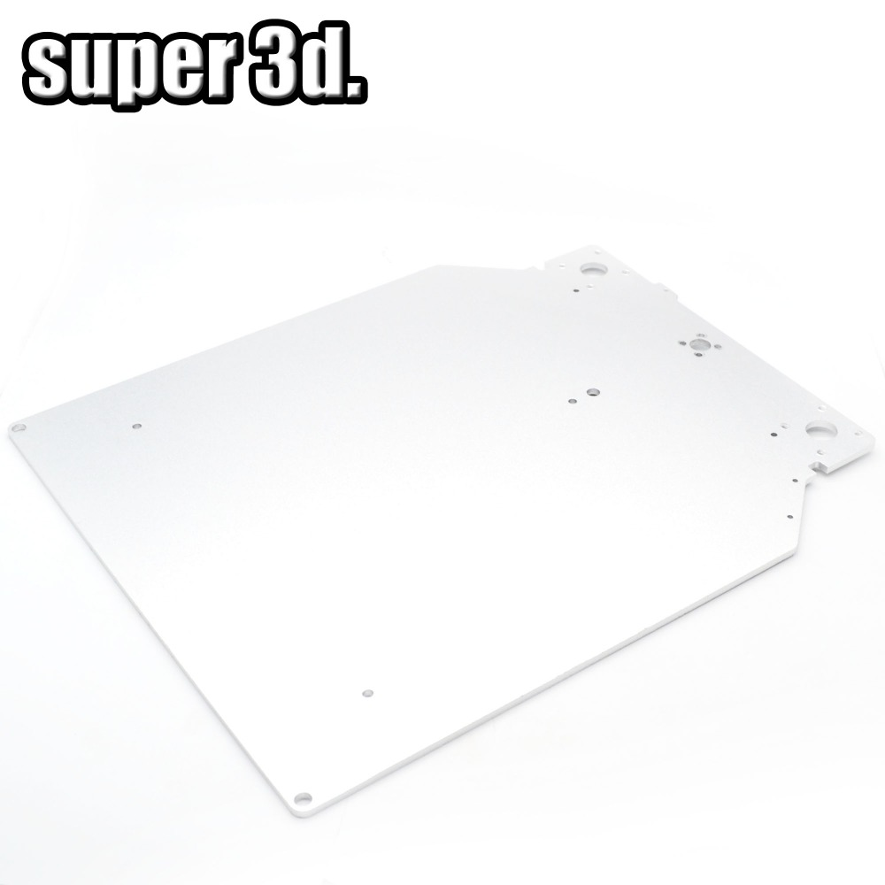 Heated Heat bed Hotbed plate For Ultimaker 2 UM2 3D printer 4mm Hight quality !<br><br>Aliexpress