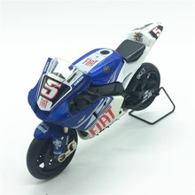 NewRay 1:18 YAMAHA M1 FIAT #5 blue MOTO GP Die-casts Model Bike with original box