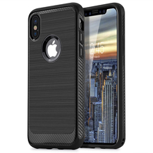 New Protective Shockproof Soft TPU Bumper Case Cover for iPhone x(China)