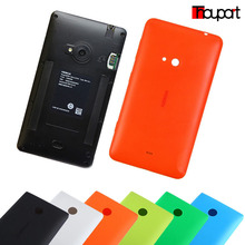 Battery Cover For Nokia Lumia 625 case Plastic Candy Color Replace Phone Original Housing For Nokia 625 Battery Case PC