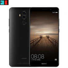 "Huawei Mate 9 4GB 64GB Global Rom 4G LTE Mobile Phone Android 7.0 Octa Core 5.9"" FHD 1920X1080 20.0MP NFC Dual Camera Cellphone"