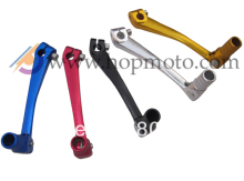 Aluminum gear lever  for dirt bike, dirt bike spare parts, pit bike use