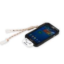 Белый цвет generalscan scanbuddy gs x3 micro usb мини-сканер штрих-кода для android телефона или windows планшетный сканер