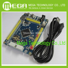 NEW ARRIVE ! FREE SHIPPING ARM Cortex-M3 mini stm32 stm32F103ZEt6 Cortex development board 72MHz/512KFlash/64KRAM(China)