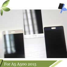 Digitizer Touch Screen + LCD Display Assembly for Samsung Galaxy A5 2015 A500 A500F A500FU A500M A500Y A500FQ